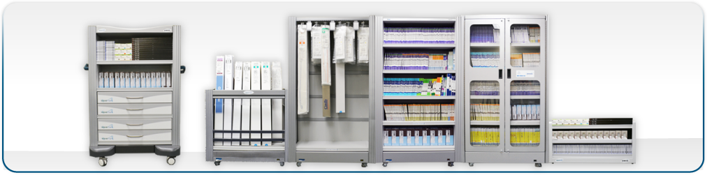 RFID Smart Cabinets